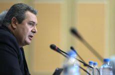 Π. Καμμένος: Eγκληματική και αντισυνταγματική η αύξηση ΦΠΑ στα νησιά