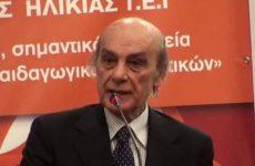 Απεβίωσε ο Λάμπρος Κανελλόπουλος