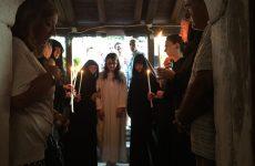 Νέα σελίδα στην Ι.Μ. Παναγίας Λαμπηνούς