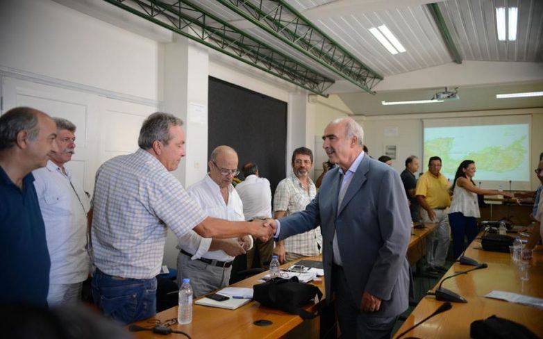 Μεϊμαράκης: Ψήφος εμπιστοσύνης και όχι διαμαρτυρίας στις εκλογές