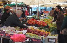 Λειτουργία λαϊκών αγορών Ιούλιο και Αύγουστο