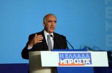 Δίλημμα πρωθυπουργίας από Μεϊμαράκη