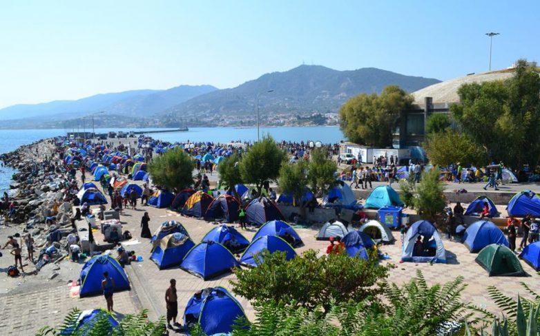 Στήριξη των προσφύγων στην Ελλάδα