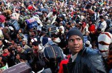 Διαδηλώσεις κατά της μετανάστευσης σε Πολωνία, Τσεχία και Σλοβακία