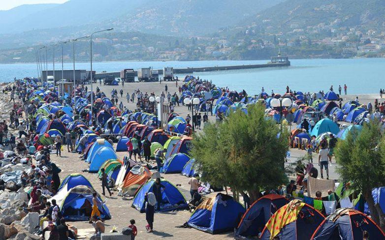 Ο δήμαρχος Λέσβου ζητά την κήρυξη του νησιού σε κατάσταση εκτάκτου ανάγκης