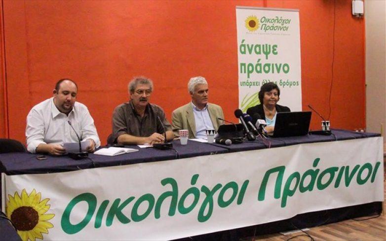 Επανεμφάνιση των Οικολόγων Πράσινων στις δημοσκοπήσεις