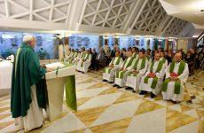 Ο Πάπας δίνει άφεση αμαρτιών για αμβλώσεις