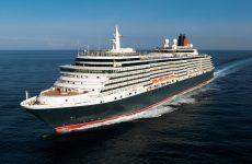 Στον Βόλο το κρουαζιερόπλοιο  «Queen Victoria»