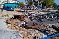 Ενέργειες από την Περιφέρεια Θεσσαλίας για την αποκατάσταση ζημιών στη Σκόπελο