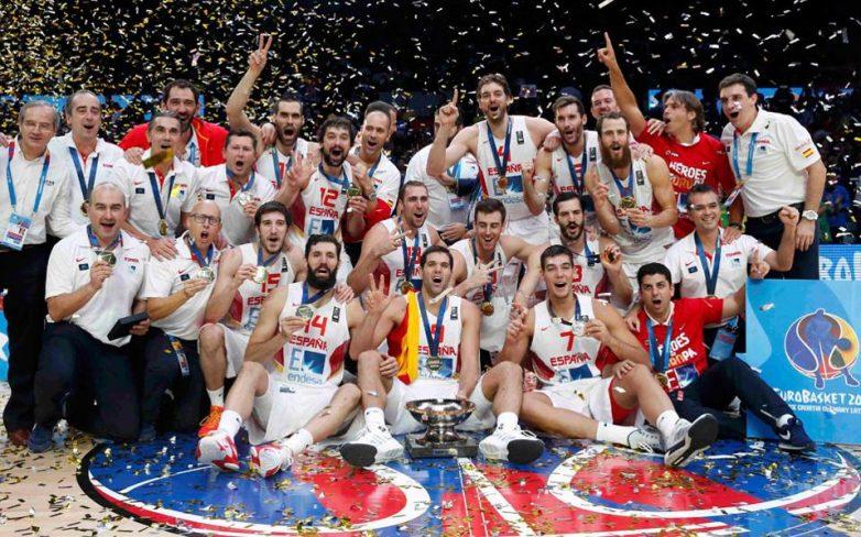 Ισπανική δυναστεία στο ευρωπαϊκό μπάσκετ