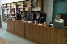 Τα νέα κατηχητικά βοηθήματα παρουσιάστηκαν  στο Συνέδριο Στελεχών Νεανικού έργου Ι. Μ. Δ.
