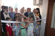 Το νέο σύγχρονο 6/θέσιο Ολοήμερο Δημοτικό Σχολείο Καλών Νερών εγκαινίασε ο περιφερειάρχης Θεσσαλίας