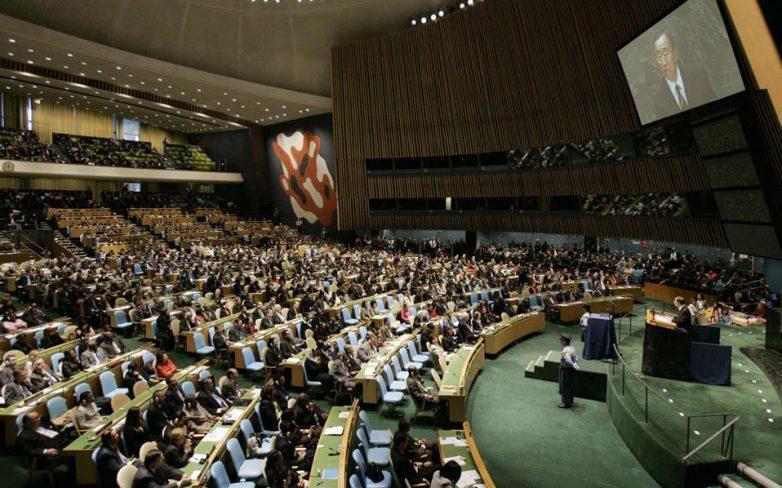 Την αναδιάρθρωση του χρέους ανάδειξε ο πρωθυπουργός στη σύνοδο του ΟΗΕ