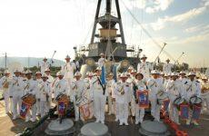 Σε Λάρισα και Τρίκαλα η μπάντα του Πολεμικού Ναυτικού