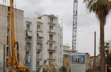 Υπογραφή σύμβασης αποπεράτωσης κατασκευής του πολυώροφου γκαράζ της Φιλελλήνων