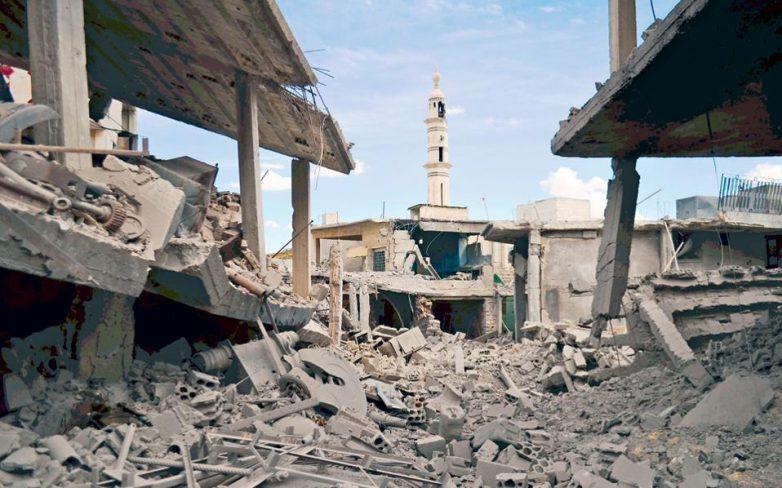 Πολεμική εμπλοκή Ρωσίας στο Συριακό