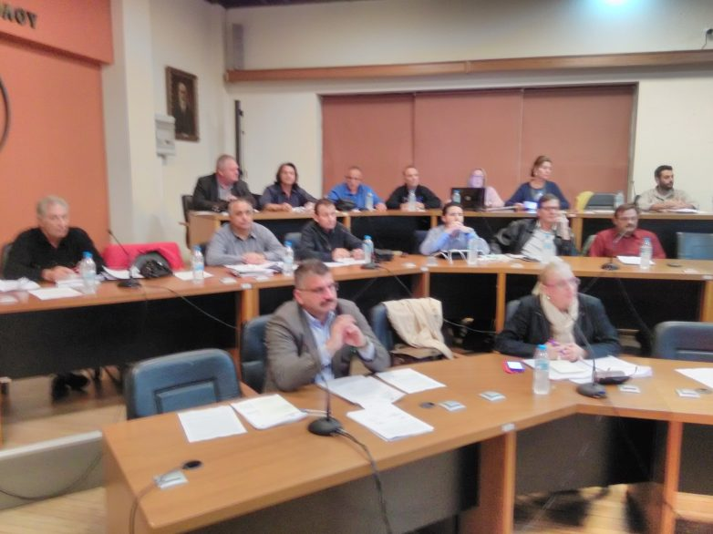 Ομόφωνο ψήφισμα στήριξης  αγροτών και  επιτημόνων