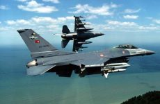 Συνεχείς παραβιάσεις υπερπτήσεις από τουρκικά αεροσκάφη