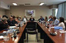 Συνάντηση του Δ.Σ. της Ένωσης Περιφερειών Ελλάδας με τον υπουργό Εσωτερικών κ. Κουρουμπλή