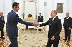 Συνάντηση Ασαντ – Πούτιν για επίλυση του Συριακού