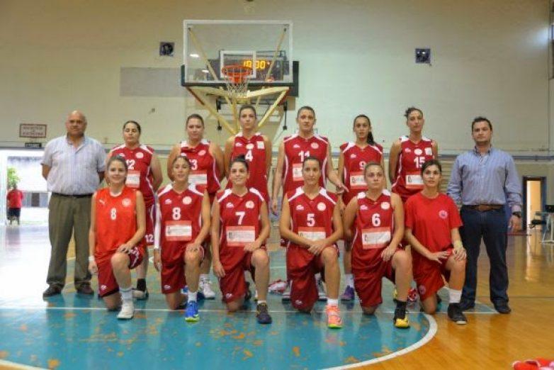 Έναρξη προετοιμασίας γυναικείας  ομάδας μπάσκετ Ολυμπιακού