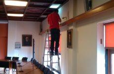 Καταγγελία Συλλόγου Εργαζομένων για  τοποθέτηση καμερών σε δημοτικά κτίρια του Δήμου Βόλου