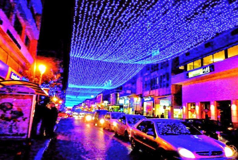 Aντίστροφη μέτρηση για την τελετή φωταγώγησης της πόλης  και την έναρξη Χριστουγεννιάτικων εκδηλώσεων