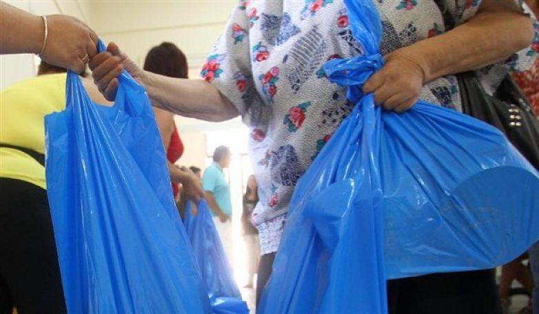 Διανομή  προϊόντων ΤΕΒΑ στο Δήμο Ρήγα Φεραίου
