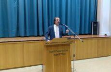 Παραιτήθηκε ο προέδρος Δ.Σ.Β. από μέλος  Άτυπης Επιτροπής Εργασίας για το Δικαστικό Μέγαρο