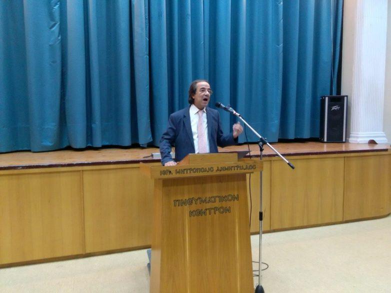 Νικήθηκε από την επάρατο ο τέως πρόεδρος του Δικηγορικού Συλλόγου Βόλου Λάζαρος Γαϊτάνης