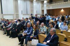 Το πολιτικό προσωπικό στο συνέδριο νομικών για το εργατικό δίκαιο