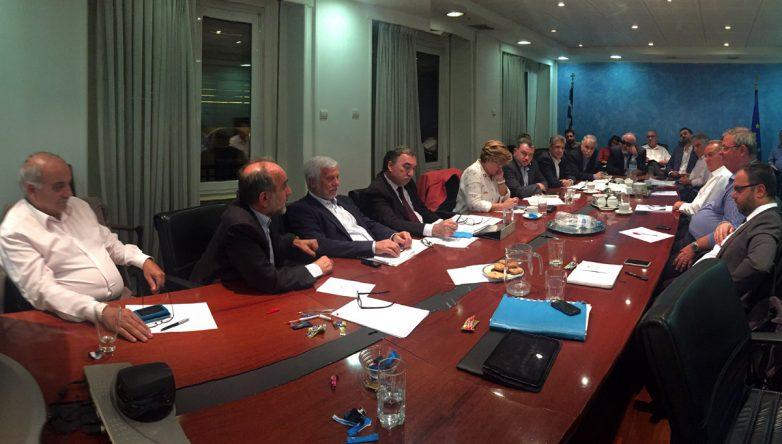 Απόφαση της 3ης Γενικής Συνέλευσης  της Ένωσης Περιφερειών Ελλάδας