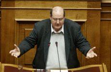 Βουλή: Την αποπομπή Φίλη ζητεί η ΚΟ της ΝΔ