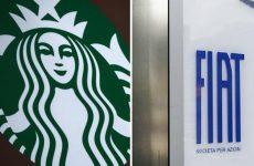 Fiat, Starbucks καλούνται να πληρώσουν 60 εκατ. για φοροαποφυγή