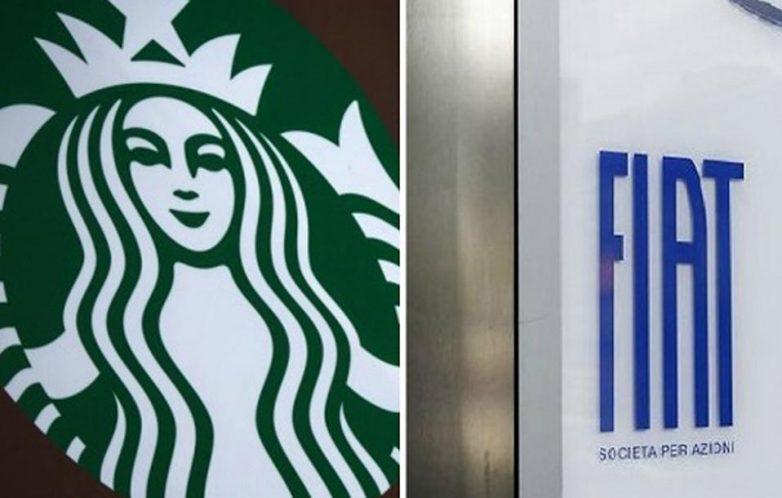 ΕΕ: Τα επιλεκτικά φορολογικά πλεονεκτήματα υπέρ της Fiat και της Starbucks είναι παράνομα