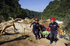 Γουατεμάλα: 130 νεκροί και 300 αγνούμενοι από κατολίσθηση λόγω βροχών