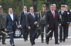 Φρανσουά Ολάντ: Επόμενο βήμα είναι το χρέος