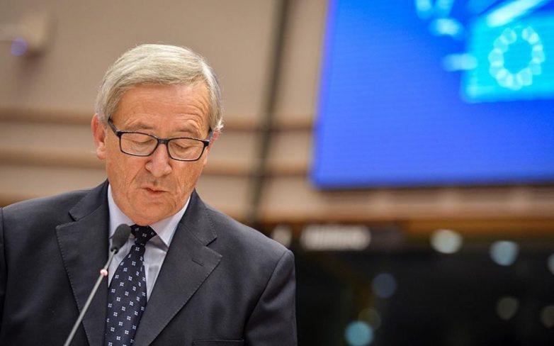 Θετικός ο Γιουνκέρ στη χαλάρωση του Συμφώνου Σταθερότητας και Ανάπτυξης για τις χώρες που επωμίστηκαν το προσφυγικό
