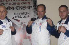 11ο Παγκόσμιο πρωτάθλημα SHINKYOKUSHINKAI KARATE στο Τόκιο της Ιαπωνίας