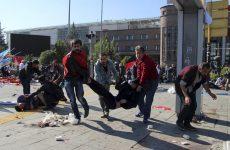 Ταυτοποιήθηκε ο ένας δράστης της διπλής επίθεσης στην Αγκυρα