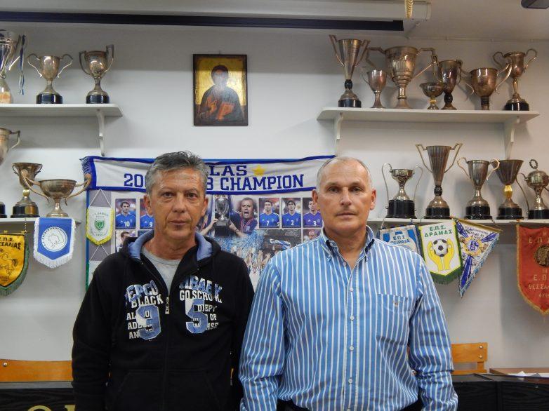 Νέοι προπονητές στις Μικτές της  ΕΠΣΘ
