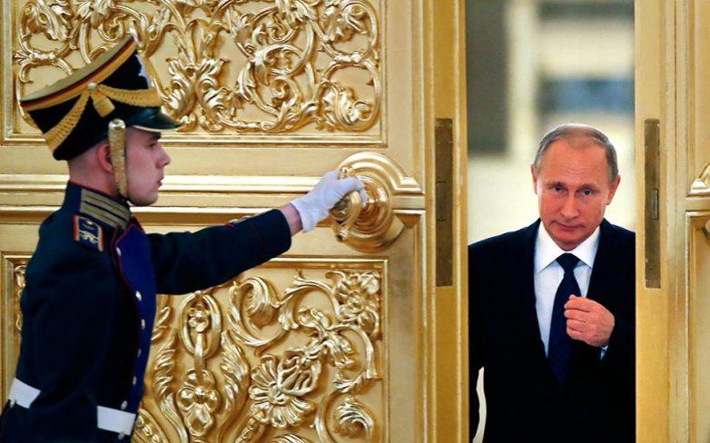 Ανοιχτή σύγκρουση Πούτιν με Ερντογάν