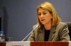 Προσφυγή Σαββαΐδου στο ΣτΕ κατά της παύσης από τα καθήκοντά της