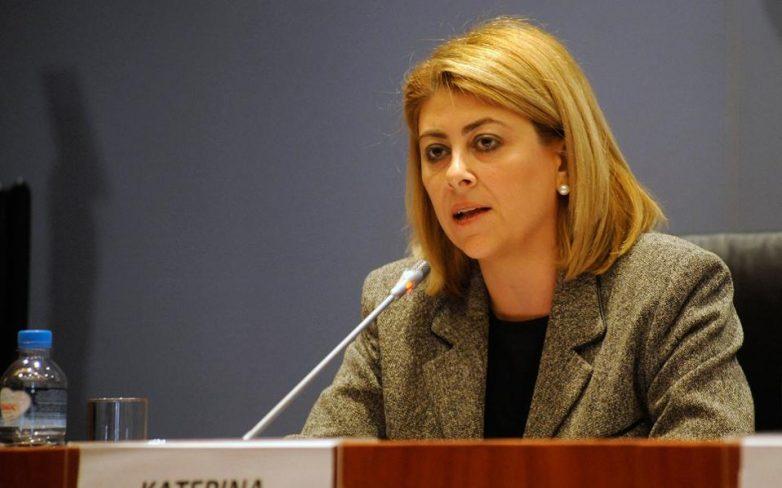 Δίωξη για παράβαση καθήκοντος κατά της Κ. Σαββαΐδου