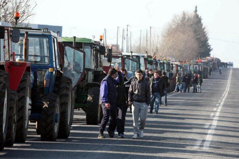 Στην Αθήνα, αγρότες από όλη την Ελλάδα