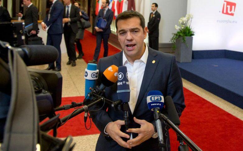 Ελληνικές απαντήσεις στα αιτήματα Αγκυρας