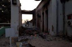 Δεκάδες νεκροί από βομβαρδισμό νοσοκομείου των Γιατρών Χωρίς Σύνορα στο Αφγανιστάν