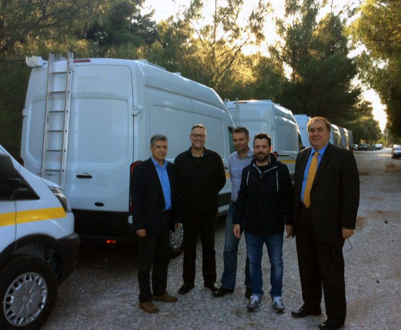 Συνεργασία με την Ελληνική Επιτροπή Ατομικής Ενέργειας προωθεί η Περιφέρεια Θεσσαλίας για τις μετρήσεις των επιπέδων της ηλεκτρομαγνητικής ακτινοβολίας