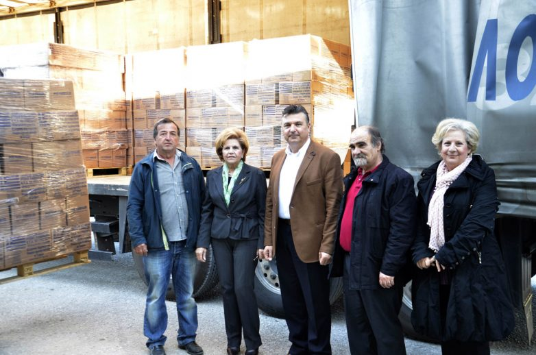 Ρύζι σε άπορους και ευπαθείς ομάδες διανέμει η Περιφέρεια Θεσσαλίας