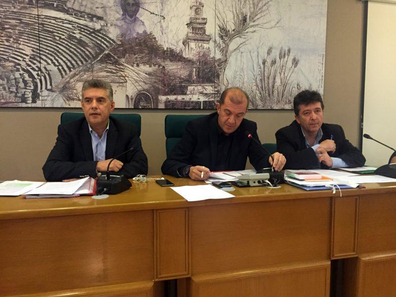 Έργα και δράσεις 10,4 εκατ. ευρώ ενέκρινε η Οικονομική Επιτροπή της Περιφέρειας Θεσσαλίας